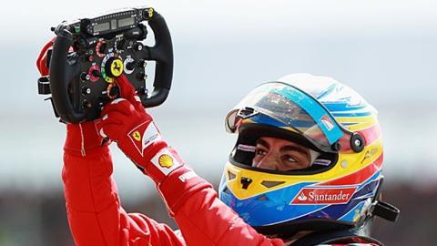 ¿Alonso, a Ferrari?