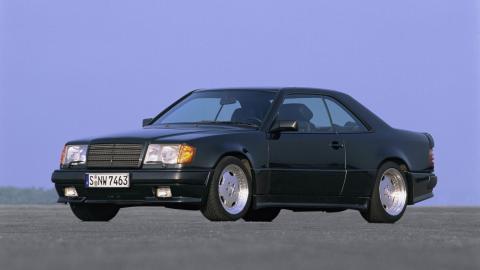 Apodos para coches: Mercedes 'martillo'