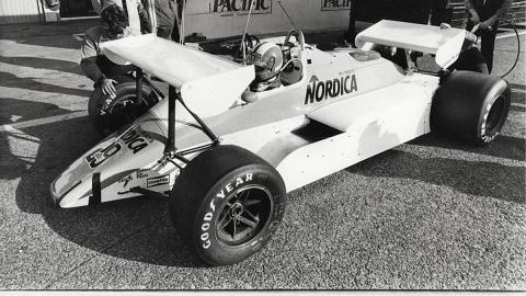 Arrows-Ford A4. Le Castellet, 1982