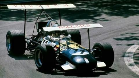 Brabham BT26 A GP españa