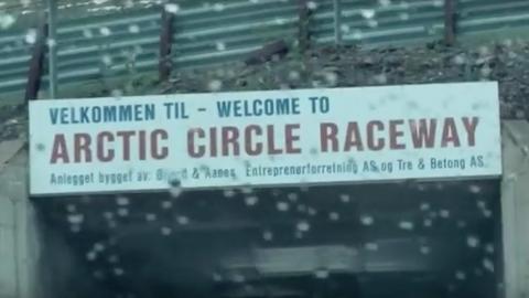 Circuitos más impresionantes: Arctic Circle Raceway (II)