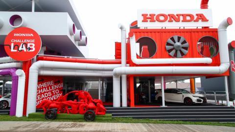 Coches y motos Honda humanos Goodwood