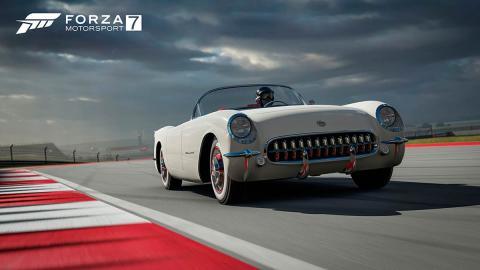 Corvette C1 Forza Motorsport 7 clásico