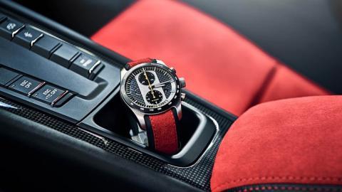 Cronógrafo Porsche Design 911 GT2 RS