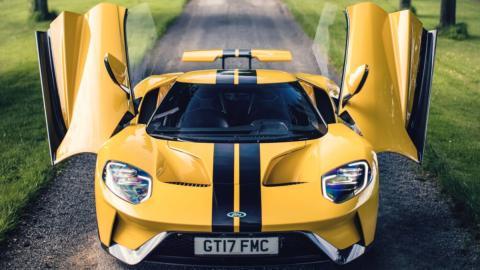 Curiosidades Ford GT