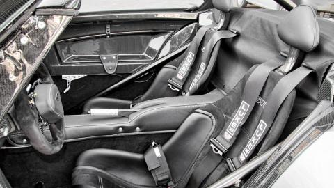 Donkervoort GTO asientos