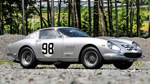 Ferrari 275 GTB/C subasta deportivo clásico