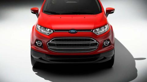 Ford Ecosport SUV compacto feo coche