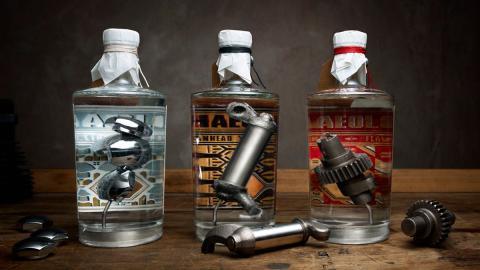 Ginebra Harley-Davidson The Archeologist regalo complemento friki
