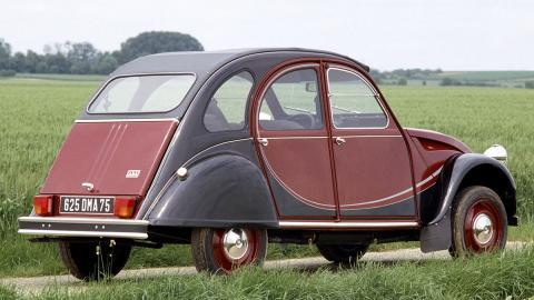 La historia del Citroën 2CV - Charleston