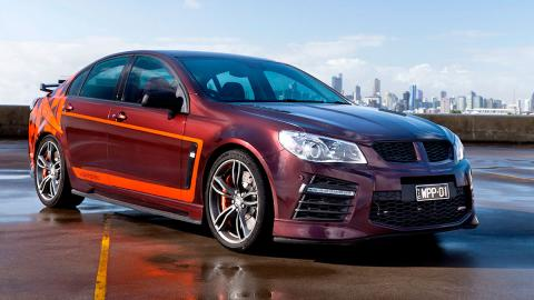 Holden Commodore Walkinshaw Performance W557 deportivo sedán Australia