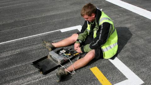 Instalación de sensores anto jump start F1