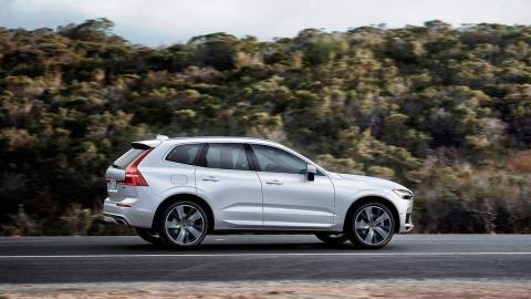 Mejores coches con turbo: Volvo XC60 Polestar (II)