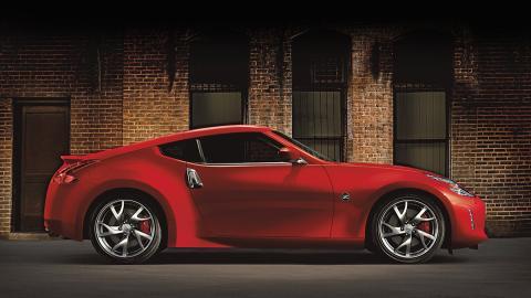 Los mejores coupés en relación calidad-precio - Nissan 370Z