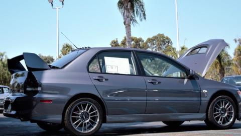 Mitsubishi Lancer Evo IX venta I