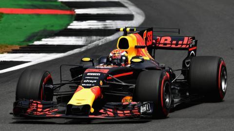 El nuevo alerón del Red Bull