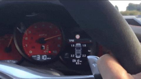 Porsche 911 aceleración