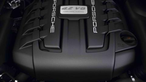 Porsche Cayenne S diésel