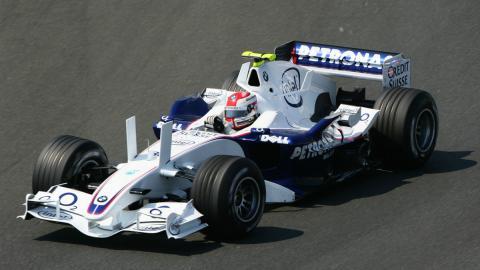 Sauber-BMW 06 2006 GP de Francia Kubica