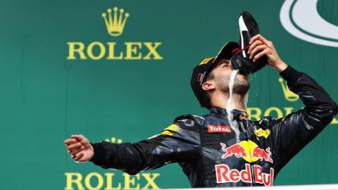 Shoey Ricciardo