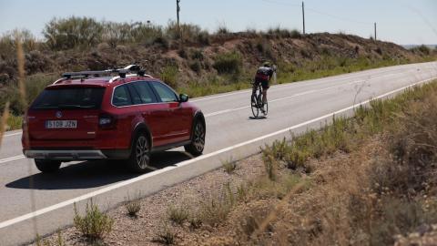 Skoda Scout perfecto aliado para ciclismo