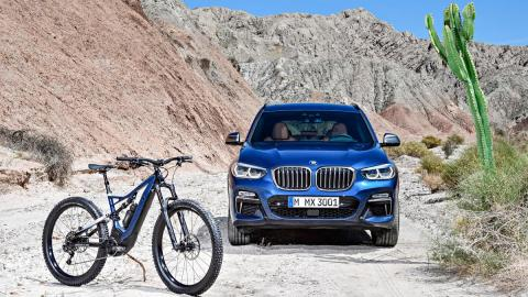 Specialized for BMW Turbo Levo FSR 6Fattie (II)