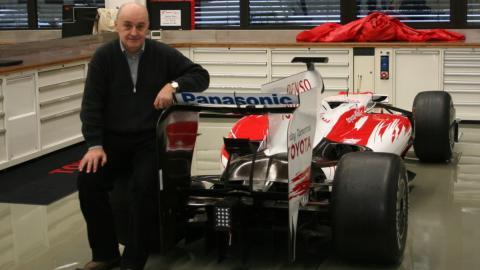 Zoran Stefanovic y su nuevo proyecto para la F1 2019