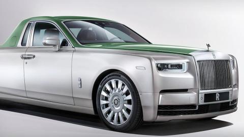 6 versiones del Rolls-Royce Phantom 2018 que a todos nos gustaría ver