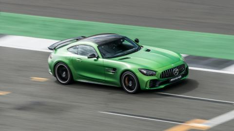Aniversario Mercedes-AMG (VI)