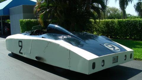 Cadillac 'Le Monstre' Le Mans 1950