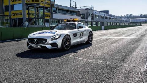 Coche seguridad F1