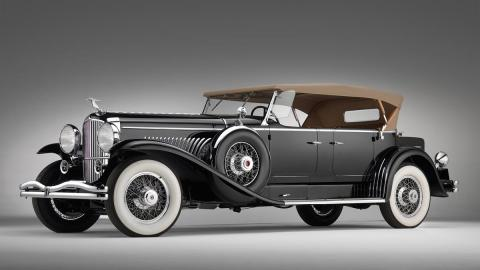 Duesenberg Model J LWB lujo clásico