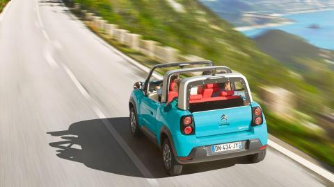 Coches para viajar despacito: Citroën e-Mehari (II)