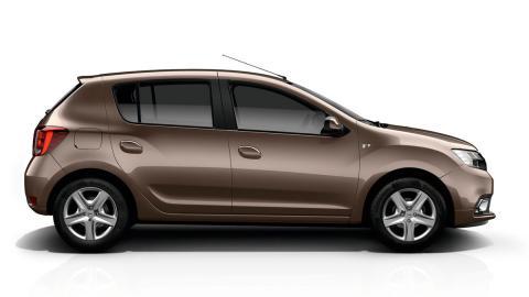 Coches para viajar despacito: Dacia Sandero (II)