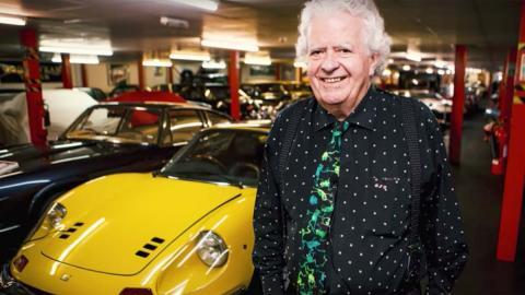 Colección Roger Duddling Ferrari