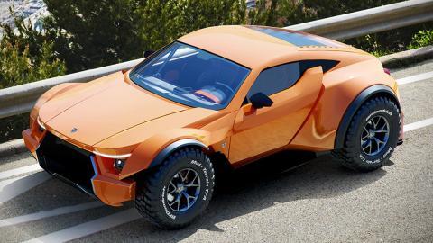 ¡Cómo nos mola el Zarooq SandRacer 500 GT!