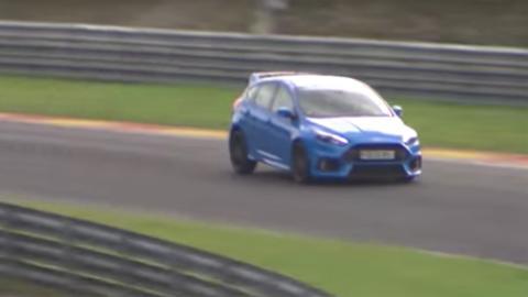 Ford reta a los jugadores de Forza Motorsport