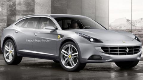 Frases para la posteridad: Ferrari SUV