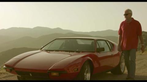 Gary Corcoran De Tomaso Pantera deportivo coche empresa