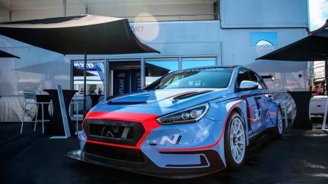 Hyundai en el Salón de Frankfurt (I)