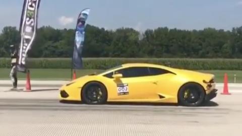 Lamborghini Huracán 3.000 CV