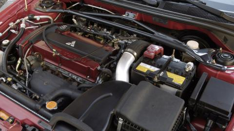 Motor Mitsubishi Lancer EVO MR