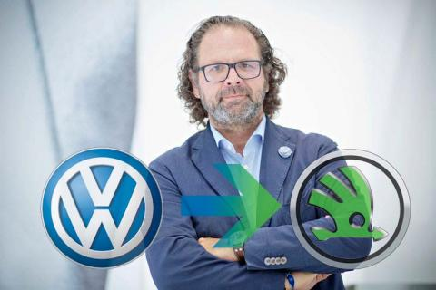 Oliver Stefani pasa de VW a Skoda