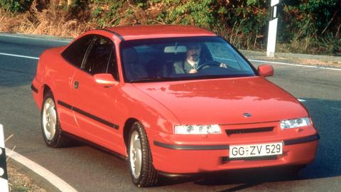 Opel Calibra Turbo 4x4 (I)