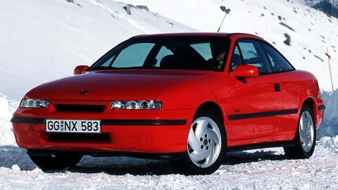 Opel Calibra Turbo 4x4 (VI)