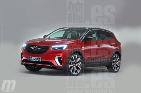Opel Grandland GSI SUV deportivo