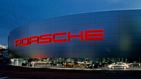 ¿Porsche a la F1?