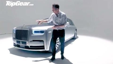 Rolls-Royce Phantom Top Gear