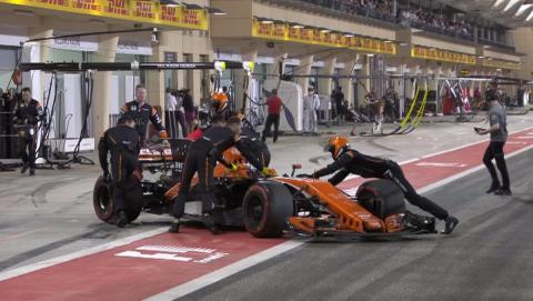 7 razones del fracaso McLaren-Honda
