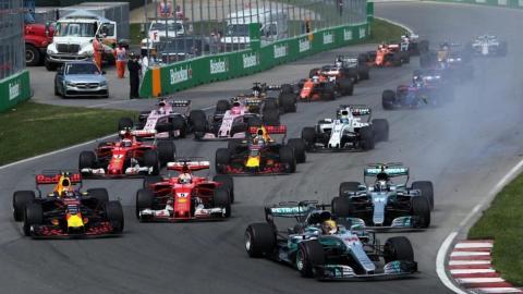 El aceite, el nuevo combustible de la F1